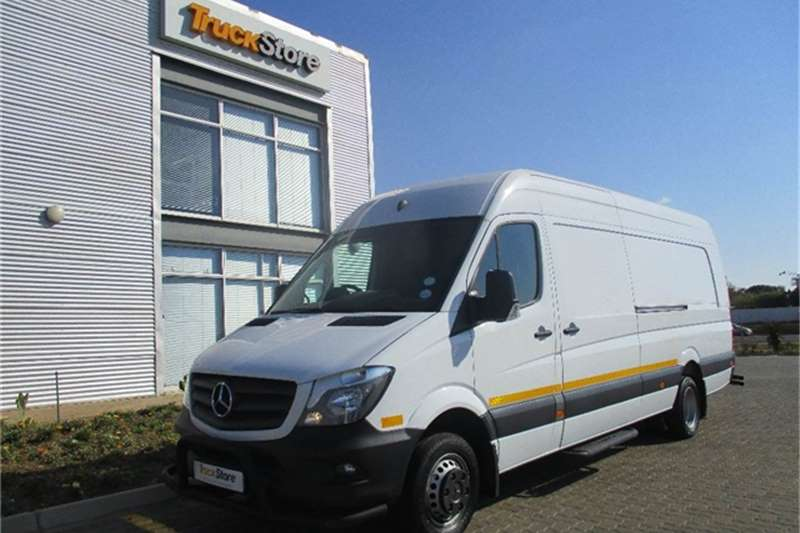 Others Mercedes Benz Sprinter 519CDI XL Panel Van Mercedes Benz 2016