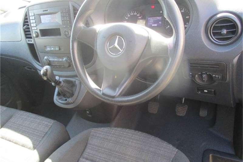 Mercedes Benz Vito 114CDI Panel Van Mercedes Benz Others