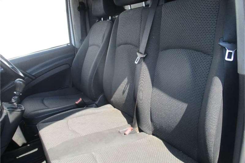 Mercedes Benz Vito 116CDI Panel Van Mercedes Benz Others