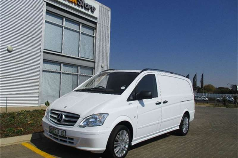 Others Mercedes Benz Vito 116CDI Panel Van Mercedes Benz 2014