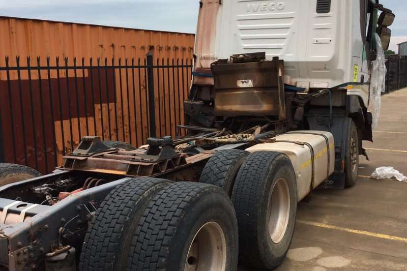 Iveco 480 Stralis Stripping for Spares Spares