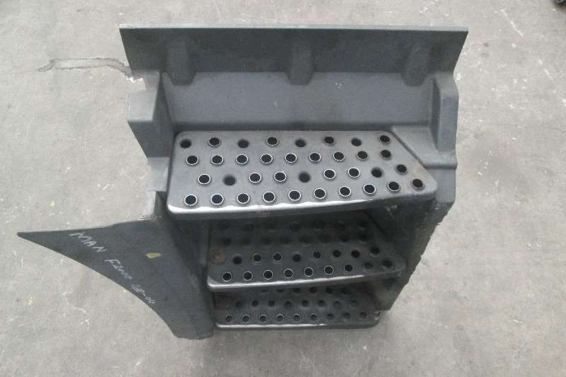 MAN F2000 Step Box Spares