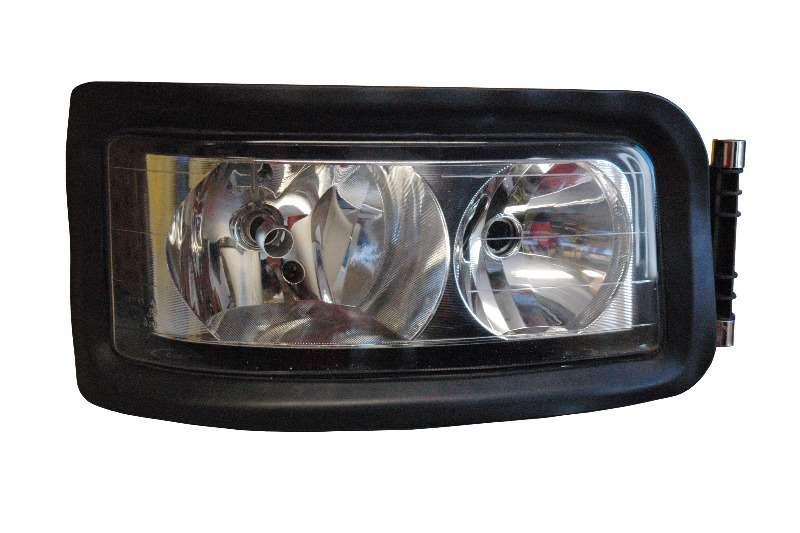 MAN TGA H/Lamp XXL & XL RH Spares