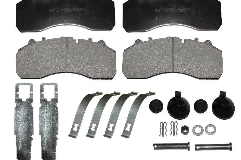 Mercedes Benz REG90 Duty WVA29042/29059 Pad set Spares