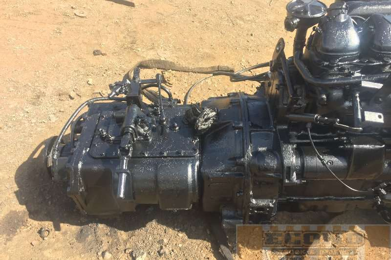 Other ADE 407 Turbo with 9 Speed Gearbox Spares