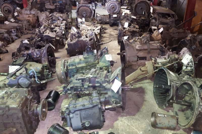 Other Various truck engines and other parts available Spares