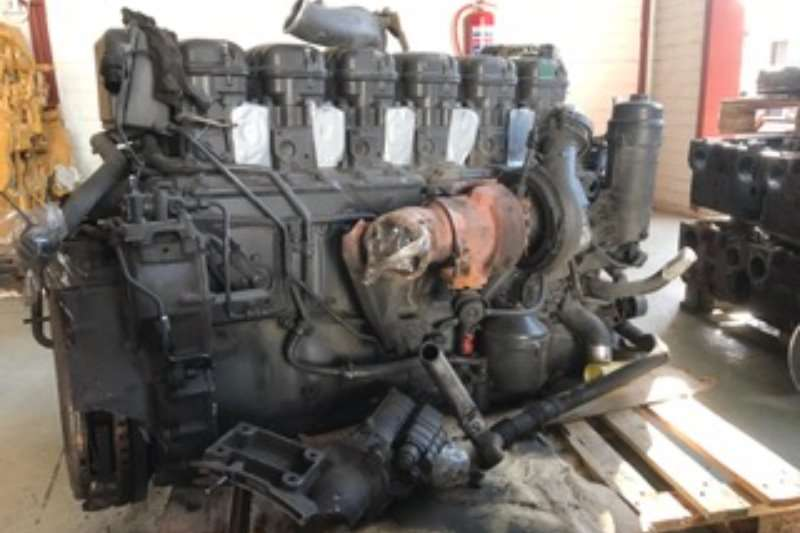 Scania G380 - 460 Stripping for Spares Spares