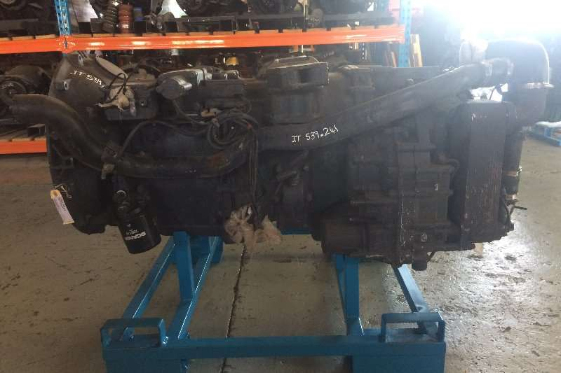 Spares Scania Gearbox Scania GRS905R 0