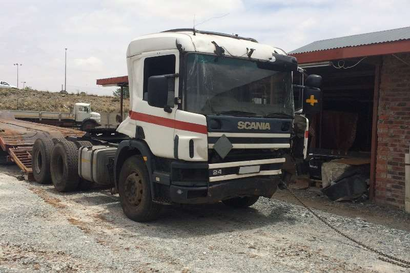 Scania P114 Stripping for Spares