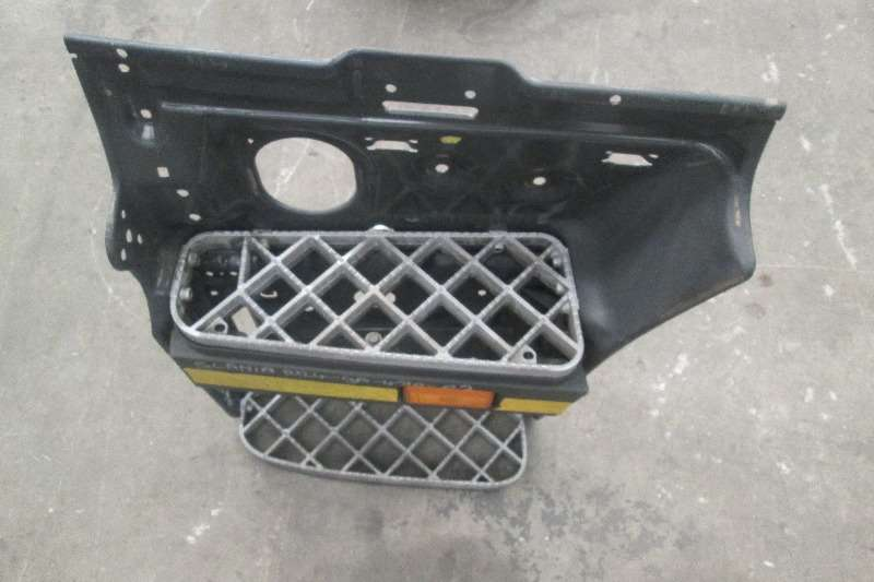 Scania Step Box Spares