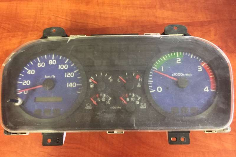 Toyota Hino 500 Cluster Spares