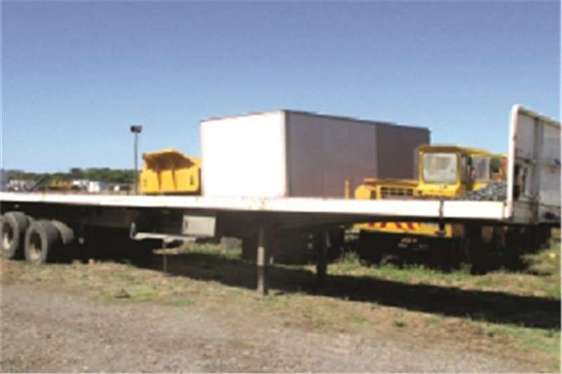 Trailers Afrit 13M TRI-AXLE 2011