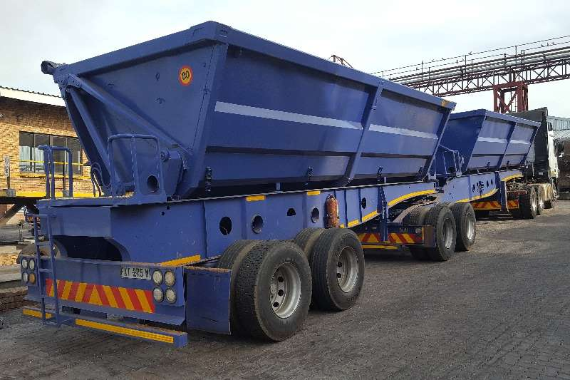 Afrit 2010 AFRIT SIDETIPPER 40cube   SPECIAL Trailers