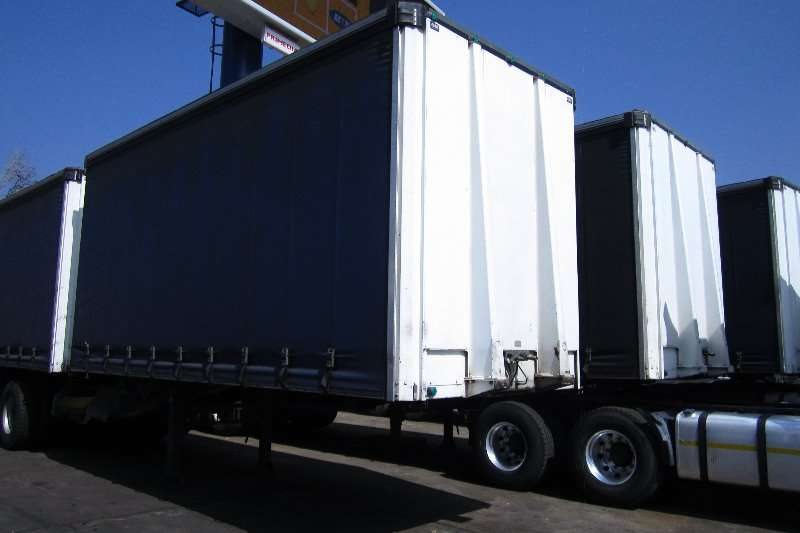 Afrit 6X12 Tautliner Trailers