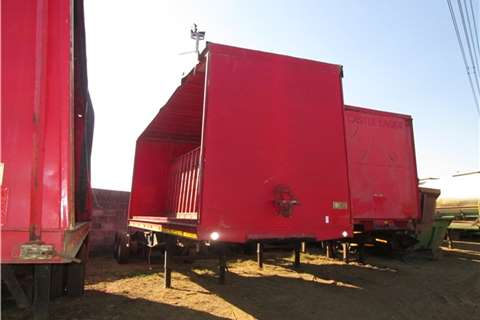 Trailers Afrit 7.3m Beverage Trailer  2004