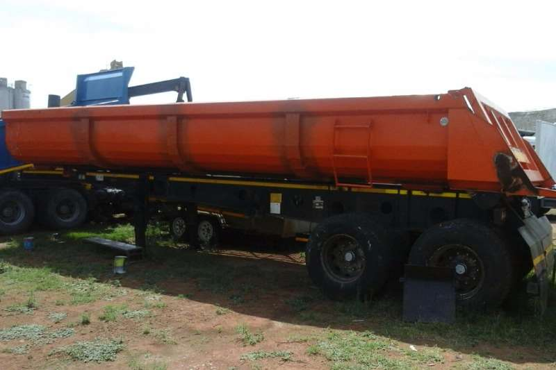 Afrit Double axle 24 CUBE DOUBLE AXLE TRAILER FOR SALE Trailers