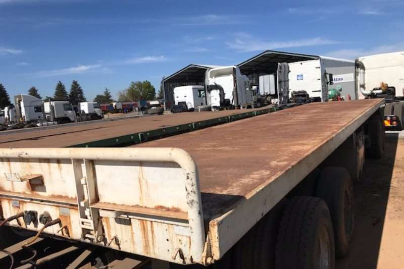 Afrit Flat deck Superlink Flatdeck Trailer Trailers