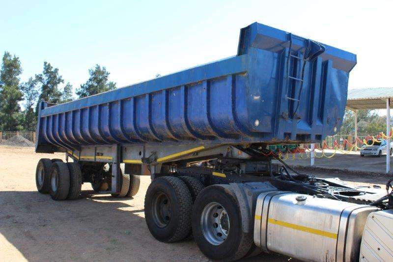 Trailers Afrit FREUHAUF SLOPER TRAILER 0