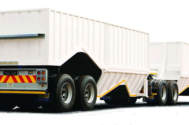 Trailers Afrit Grain Carrier For Rent 0