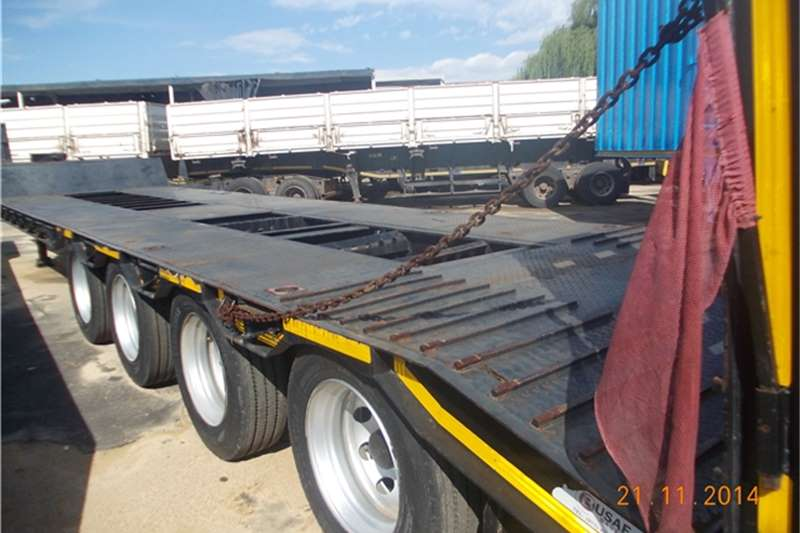 Afrit Lowbed lowbad trailers for sale  Trailers