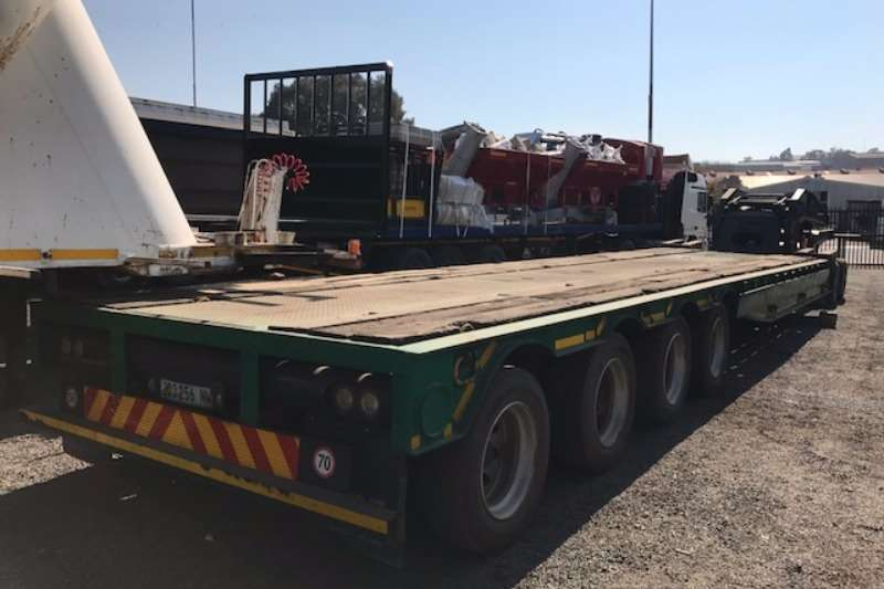 Afrit Lowbed USED Trailers