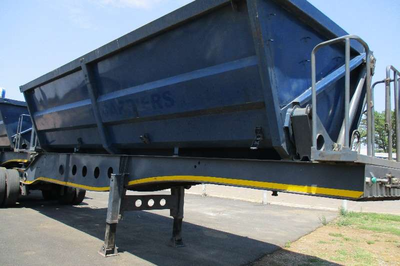 Afrit Side Tipper Link's Trailers