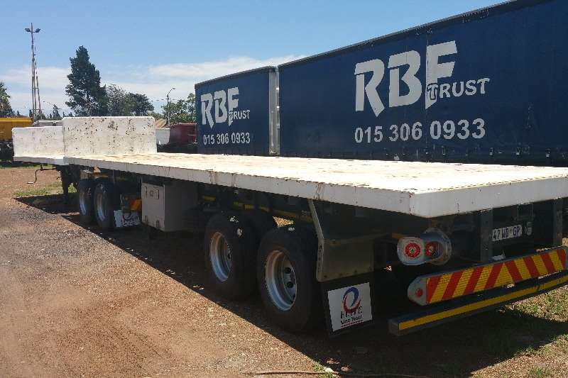 Afrit Superlink Superlink Flatdeck Trailers