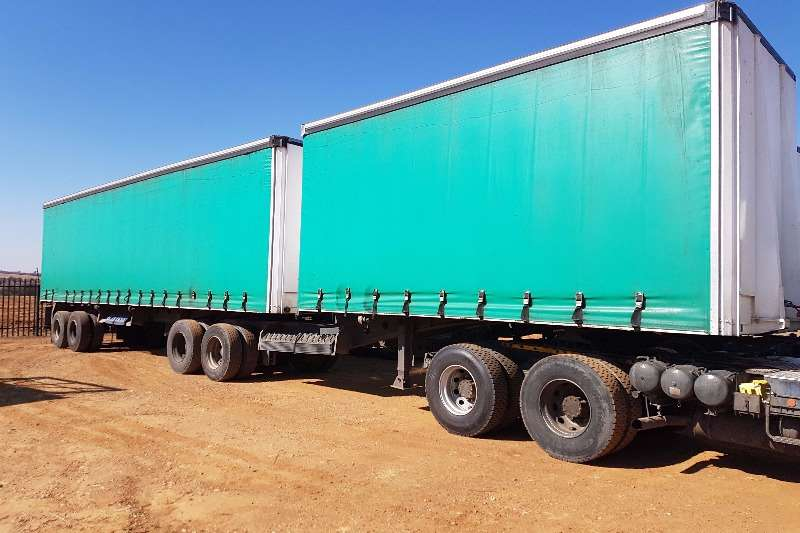 Afrit Tautliner Afrit Tautliner Superlink Trailers