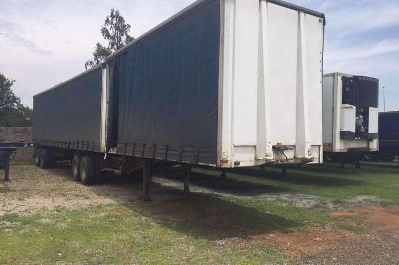 Afrit Tautliner Superlink Tautliner Trailers