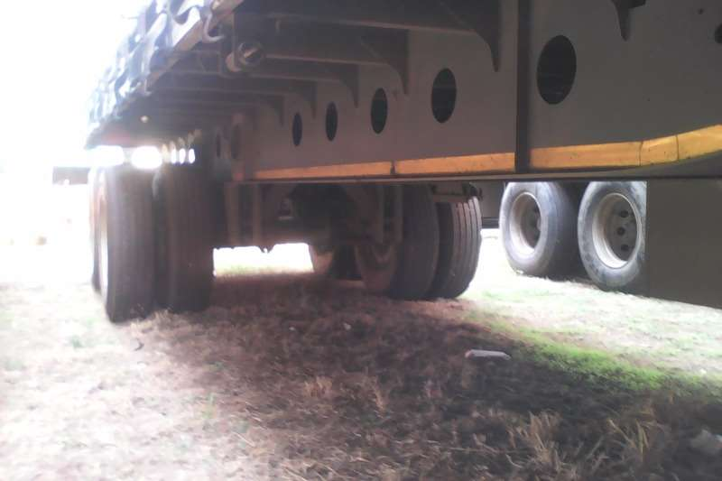 Afrit Tautliner Tautliner Superlink Trailers