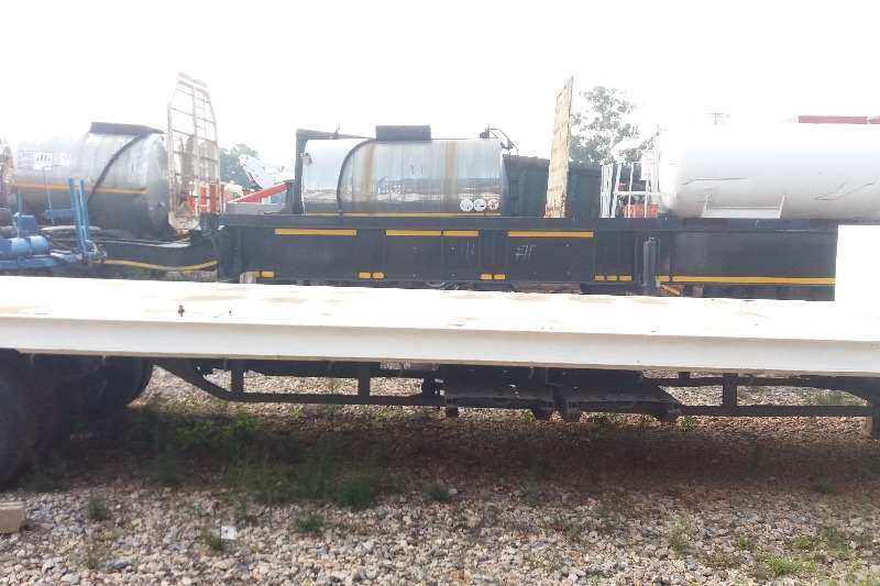 Busaf Stepdeck Busaf Stepdeck with Ramps Trailers