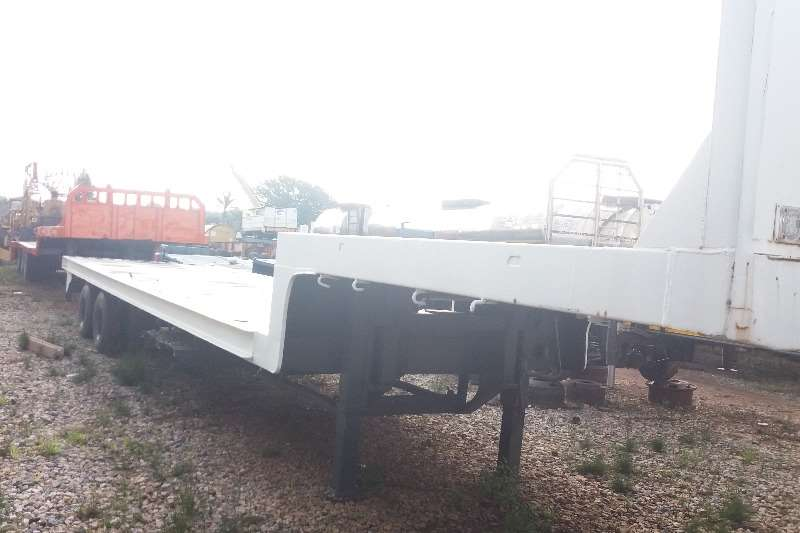 Trailers Busaf Stepdeck Busaf Stepdeck with Ramps 1973