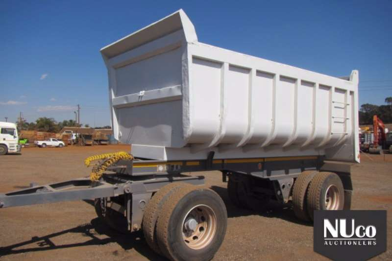 Trailers CTS End Tipping CTS 14000kg Dra Bar Trailer #CTS810432 0