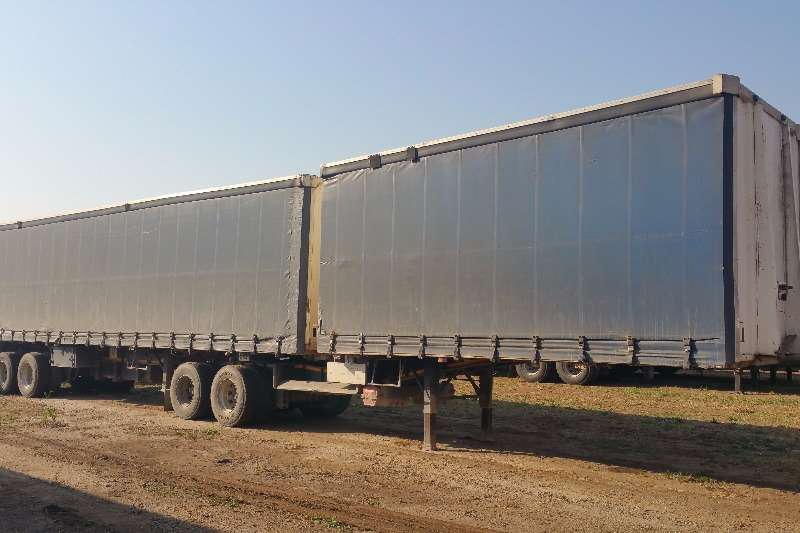 Trailers CTS Tautliner Tautliner Superlink 2008
