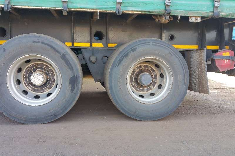 CTS Tautliner Tautliner Superlink Trailers
