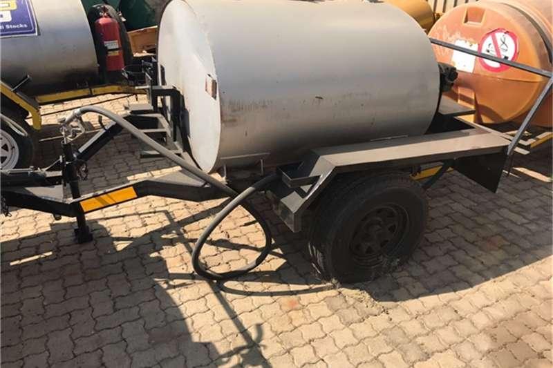 Diesel Bowser Trailers