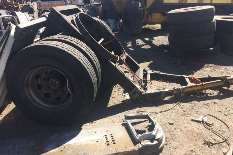 Trailers Dolly 1 Axle Dolly 0