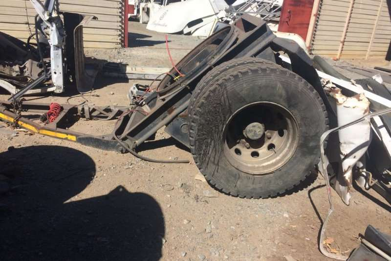 Dolly 1 Axle Dolly Trailers