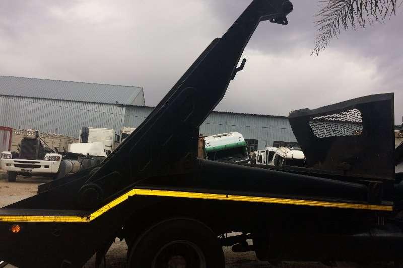 Duncan Duncan Mec 12 ton Skip Bin Loader Trailers