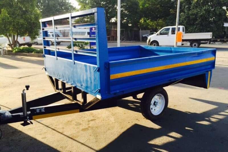"Farm 6 Ton, 4m Lx2.4m W 16"" Tyres- Trailers"