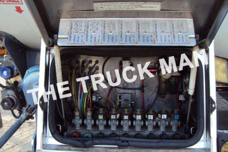 GRW Fuel tanker 35,000 LITRE Trailers