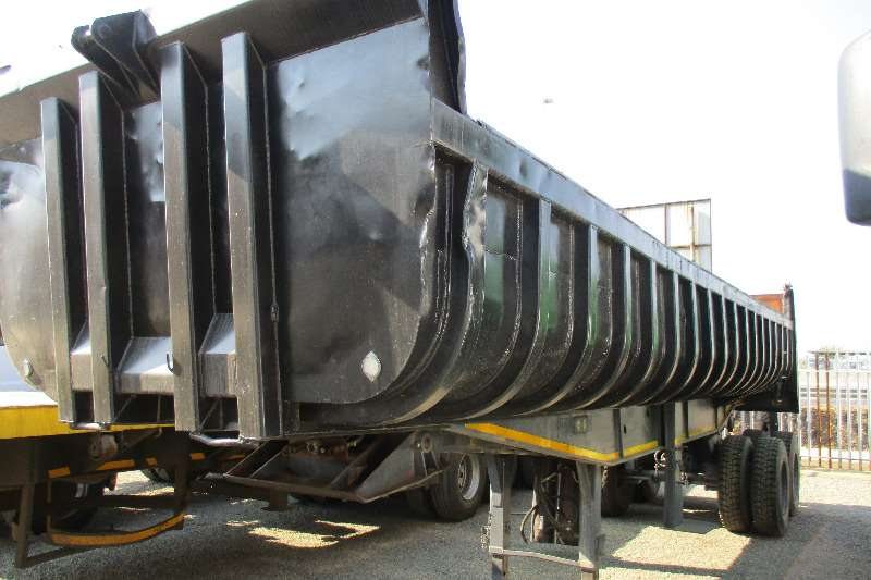 Hendred 22m Copelyn Trailers