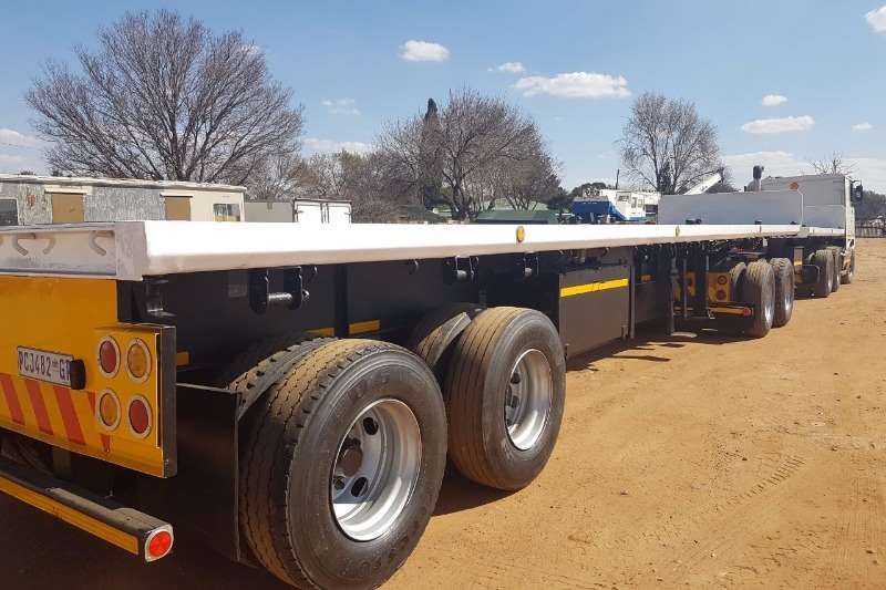 Hendred Superlink 1997 hendred superlink Trailers