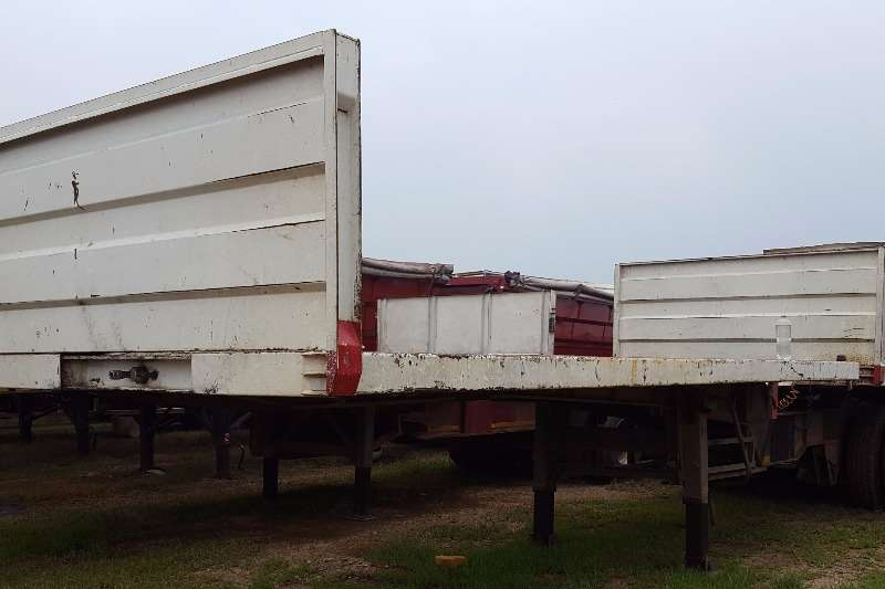 Trailers Hendred Superlink HENDRED FREUHAUF SUPERLINK 0