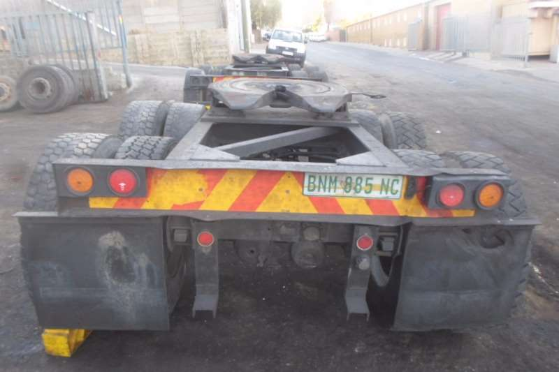 Henred Double axle Henred Dollie Tandem Axle Trailers