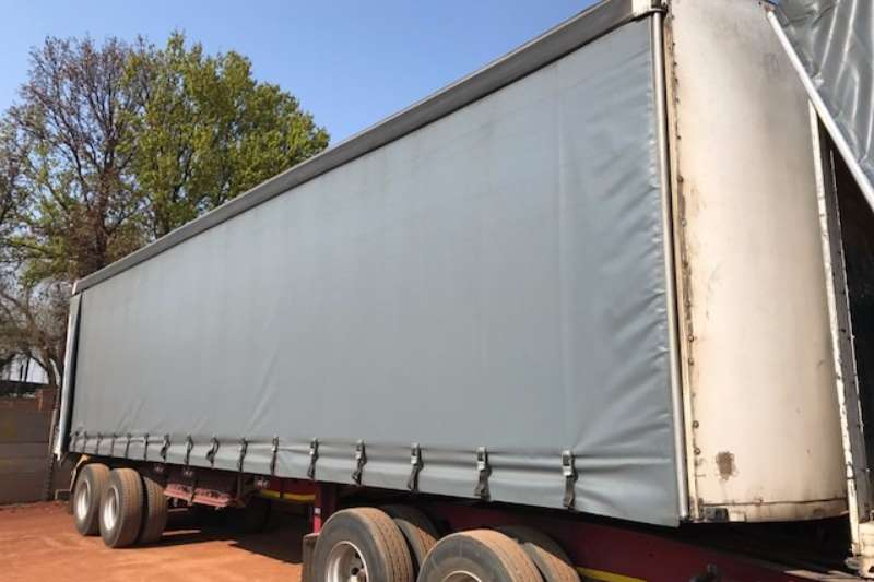 Homez Tautliner Superlink Tautliner Trailer Trailers