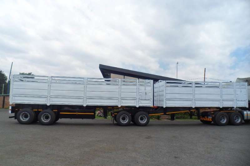 HPC NEW 2016 DEUL PURPOSE MASS AND CATTEL TRANSPORTER Trailers