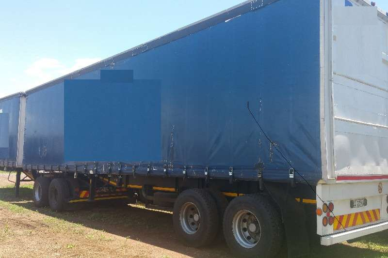 Ice Cold Bodies Tautliner Superlink Tautliner Trailers