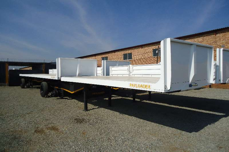 Kearneys Flat deck flatdeck superlink new Trailers