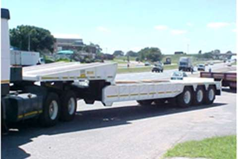 Trailers Kearneys GOOSE NECK LOWBED 2014